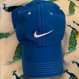 Blue NIKE Golf Hat
